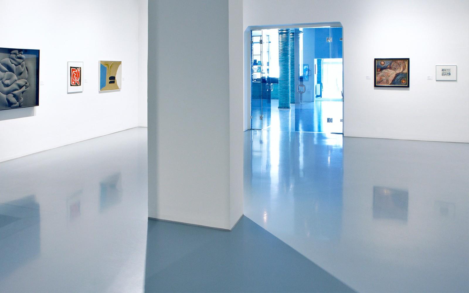 4 Ausstellungsansicht MEHR KUNST!